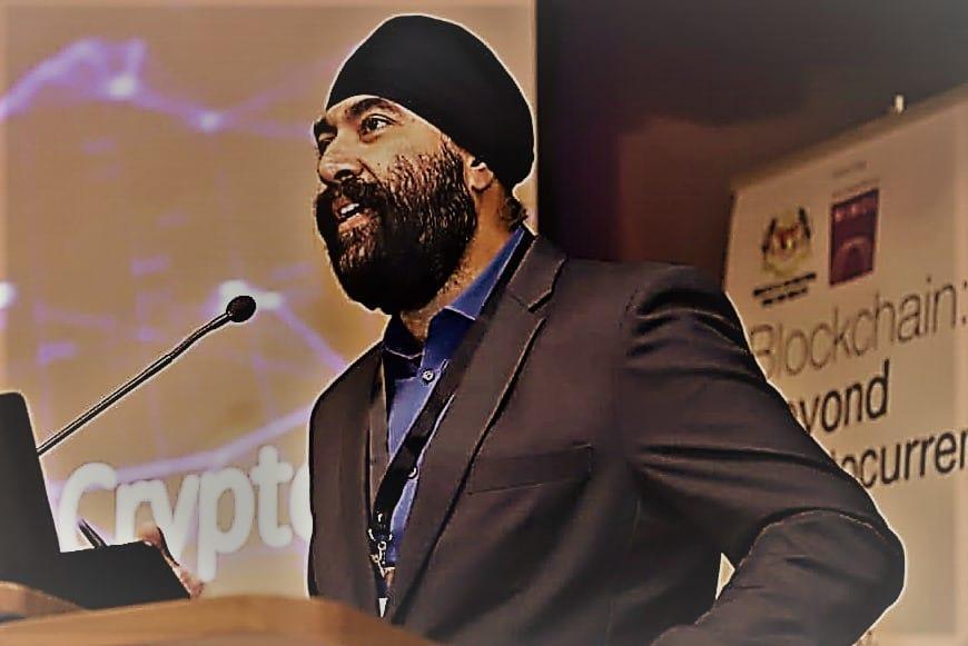 Amarjit Singh - Blockchain, FinTech trainer