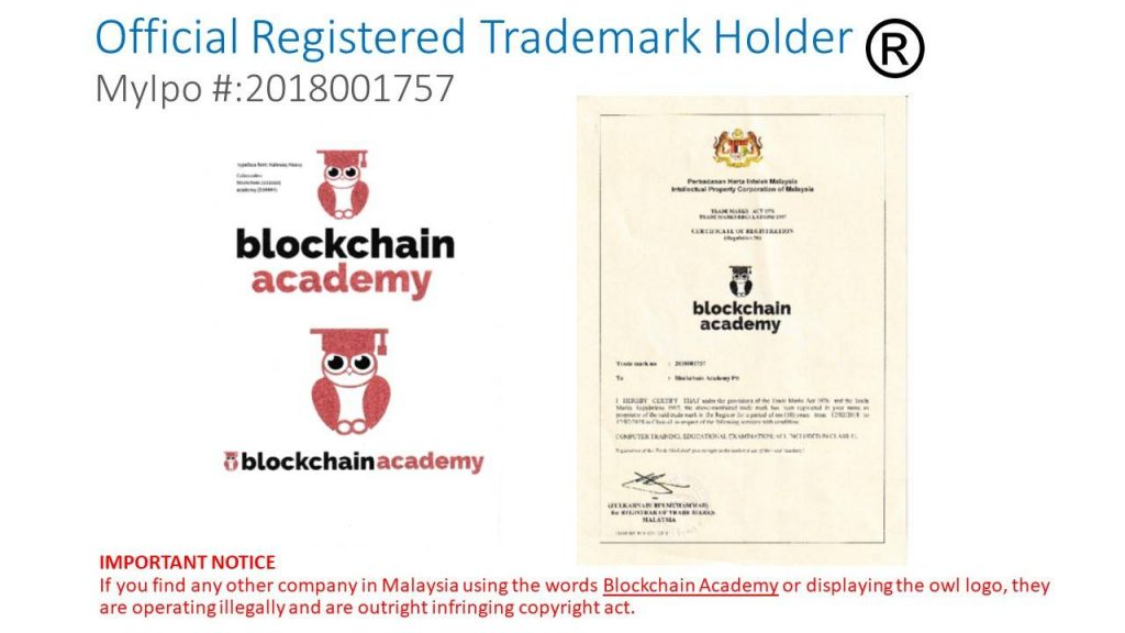 Blockchain Academy logo and name are registered trademarks.